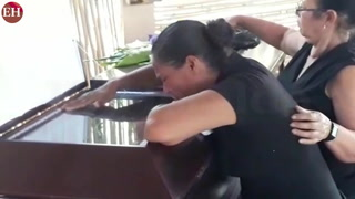 Último adiós a jovencitas que murieron ahogadas en río Guacerique