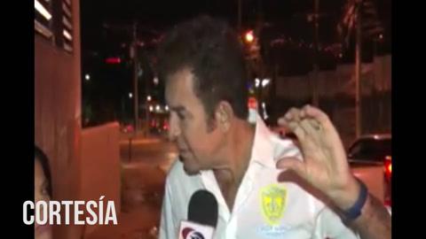 Nasralla: La figura del presidente está encima de la ley