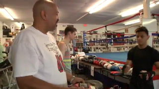 Springfield boxing gym brings nationwide competition