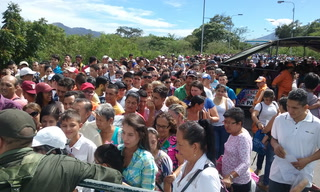 Crisis on the Venezuelan-Colombian Border