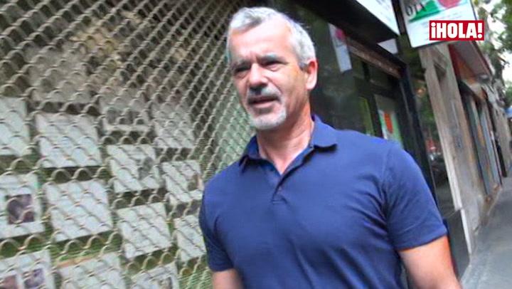 José Valenciano habla de cómo es la relación con Terelu Campos tras su ruptura