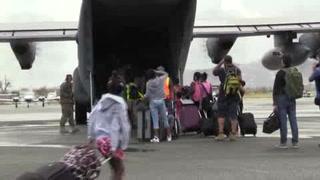 Padecen escasez de alimentos en la isla Tórtola tras 'Irma'