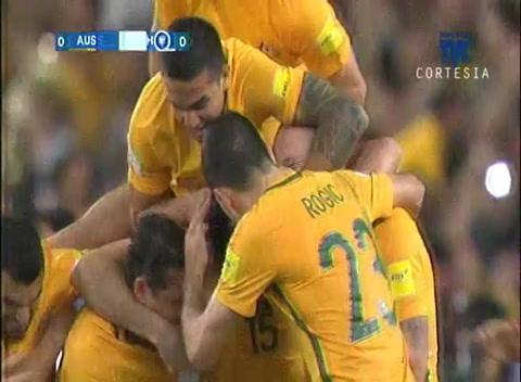 Infortunio: Autogol en contra para la H que cae contra Australia