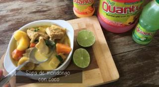 Como preparar un deliciosa sopa de mondongo hondureña