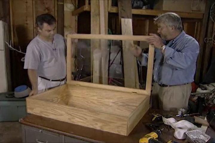 how to make a curio cabinet u2022 ron hazelton rh ronhazelton com instructions on how to build a curio cabinet how to build a wall mounted curio cabinet