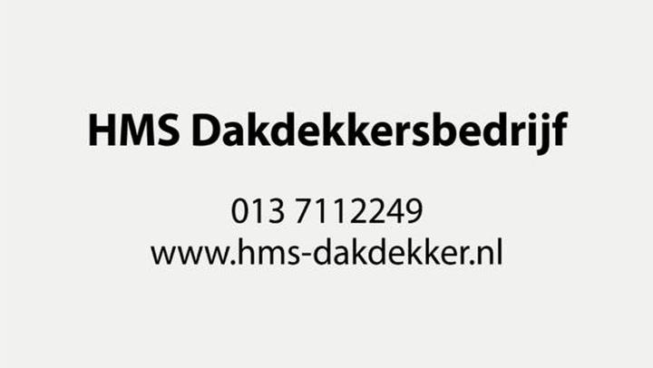 HMS Dakdekkersbedrijf - Bedrijfsvideo