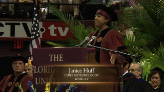 Florida State University Summer Commencement 2014