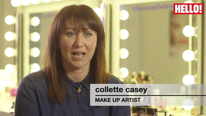 Celebrity make-up artist Collette Casey gives her top tips