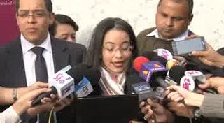 CNA confirma acusación contra Rosa Elena de Lobo sobre desvío de fondos públicos