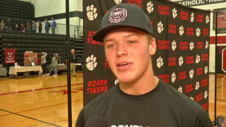 VIDEO: Carson Shaver Signing
