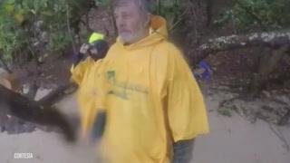 Así evacuaron de Cayos Cochinos a participantes de Supervivientes