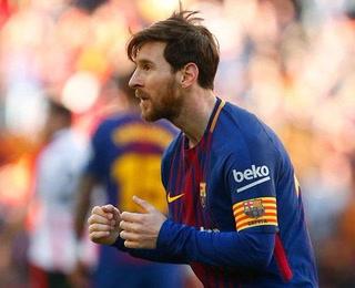 La peculiar celebración de Messi bailando que se volvió viral