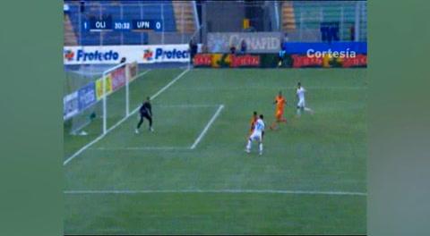 Olimpia 1 - 0 UPN (Liga Naccional)