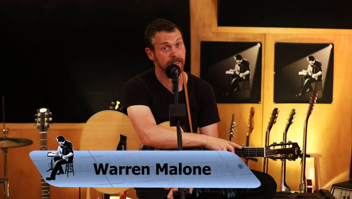 Warren Malone performs You Get What You Pay For on The Jimmy Lloyd Songwriter Showcase