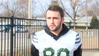 Mt. Vernon's Shane Williams on D-II National Title Game