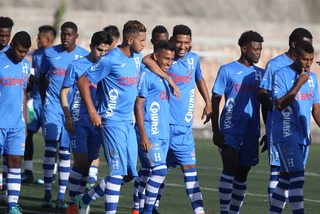 Así se alista la Sub-21 de Honduras para disputar los Juegos Centroamericanos y del Caribe