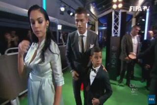 Así fue la llegada de Messi, Cristiano y Neymar a la gala de los premios The Best