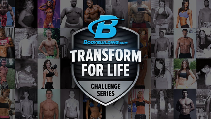 Transform for Life | Transformation Challenge