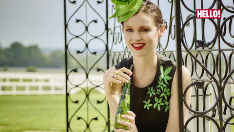 Sophie Ellis-Bextor on playing dress-up and being a fashionable mum