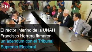 UNAH pondrá a disposición custodios en elecciones generales