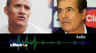 Las polémicas declaraciones de Luis Garrido sobre Jorge Luis Pinto