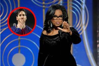 El mensaje inspirador de Oprah a Lionel Messi a tres meses del Mundial