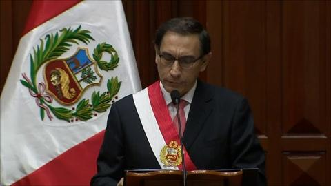 Vizcarra promete ser