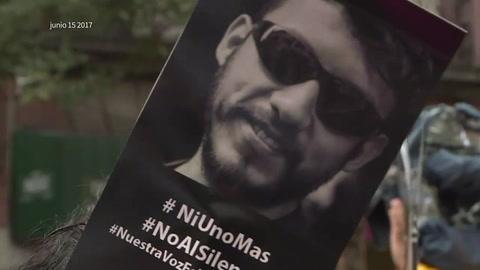 Confirman muerte de periodista mexicano, el sexto de este año