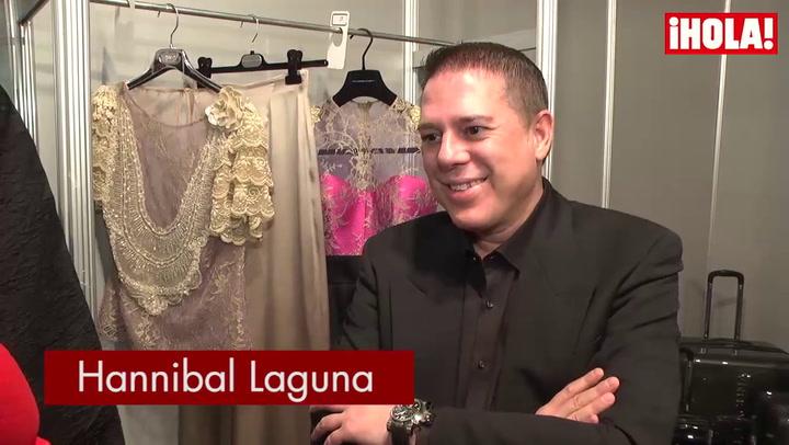 Hannibal Laguna: \'La colección está inspirada en la iconografría española\'