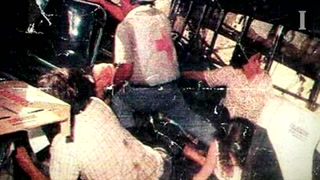 25 años después de las explosiones, se reencuentra con su salvador