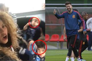 Rusia 2018: Hijos de Piqué le hacen porras a Colombia junto a Shakira