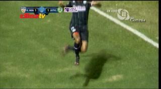 ¡GOOOOL DE JUTICALPA! Ovidio Lanza marca su doblete 2-1 ante Real de Minas