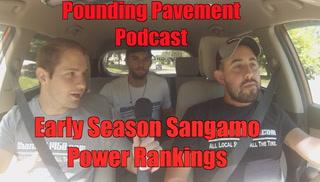 Sangamo Early Season Power Rankings