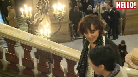 Stella McCartney\'s star-studded Parisian Fashion Show