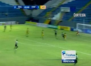 GOOOOOOOOOOL del Honduras Progreso, Cardona de cabeza hace el 2-1 ante Real España.