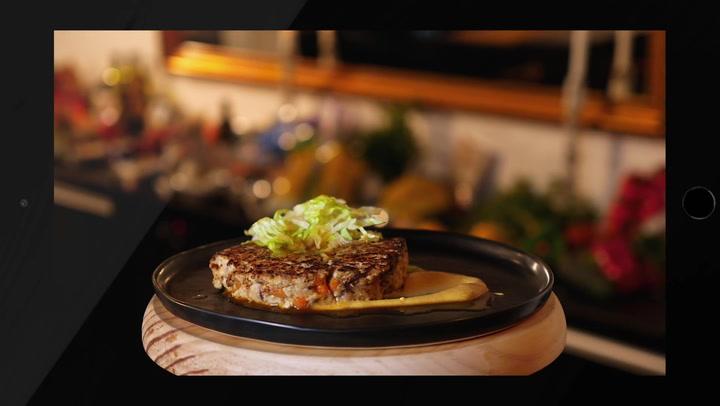 Recetas en un minuto: un toque diferente para tus hamburguesas caseras