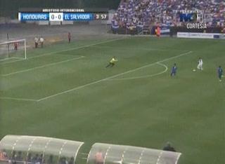 Gol de Jairo Puerto a El Salvador (Amistosos Internacionales)