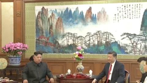 Pyongyang destaca la importancia de cooperación con Pekín tras visita de Kim