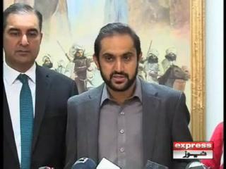 کوشش ہے چیرمین سینیٹ بلوچستان سے ہو، وزیراعلیٰ عبدالقدوس بزنجو