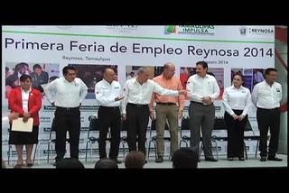 Regresó a Reynosa la