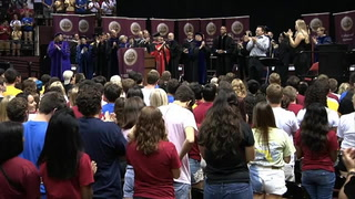 2013 convocation at Florida State University
