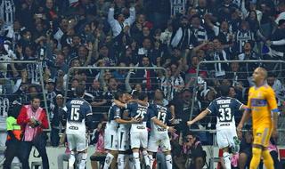 ¡DE INFARTO! Dorlan Pabón tiene ganando 1-0 a Monterrey frente a Tigres