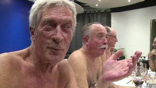 ¡Buen provecho, al desnudo! en la ciudad de París
