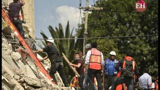 Un total de 49 edificios colapsados dejó el terremoto en México