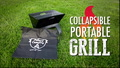 Collapsible Portable Grill