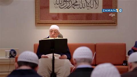 Fethullah Gülen Hocaefendi'yi bayramda sevenleri yalnız bırakmadı