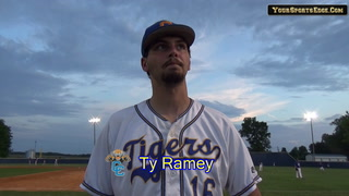 Ty Ramey on Career as a Caldwell County Tiger