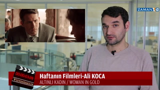VİZYONDAKİLER [Woman in Gold, Rosewater, When Animals Dream]