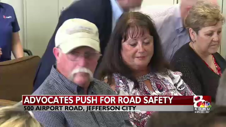 Advocates urge drivers to be safe this holiday weekend