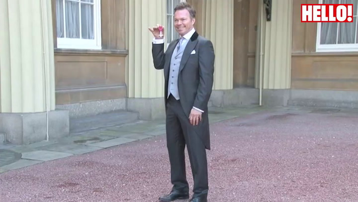 Pete Tong on his investiture: \'It\'s a great honour, Prince William was quite funny\'